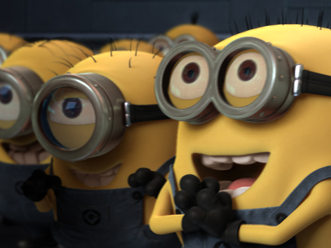 minion-multiscreen